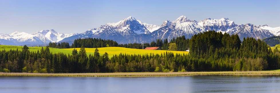 Reiseziel Alpen KV